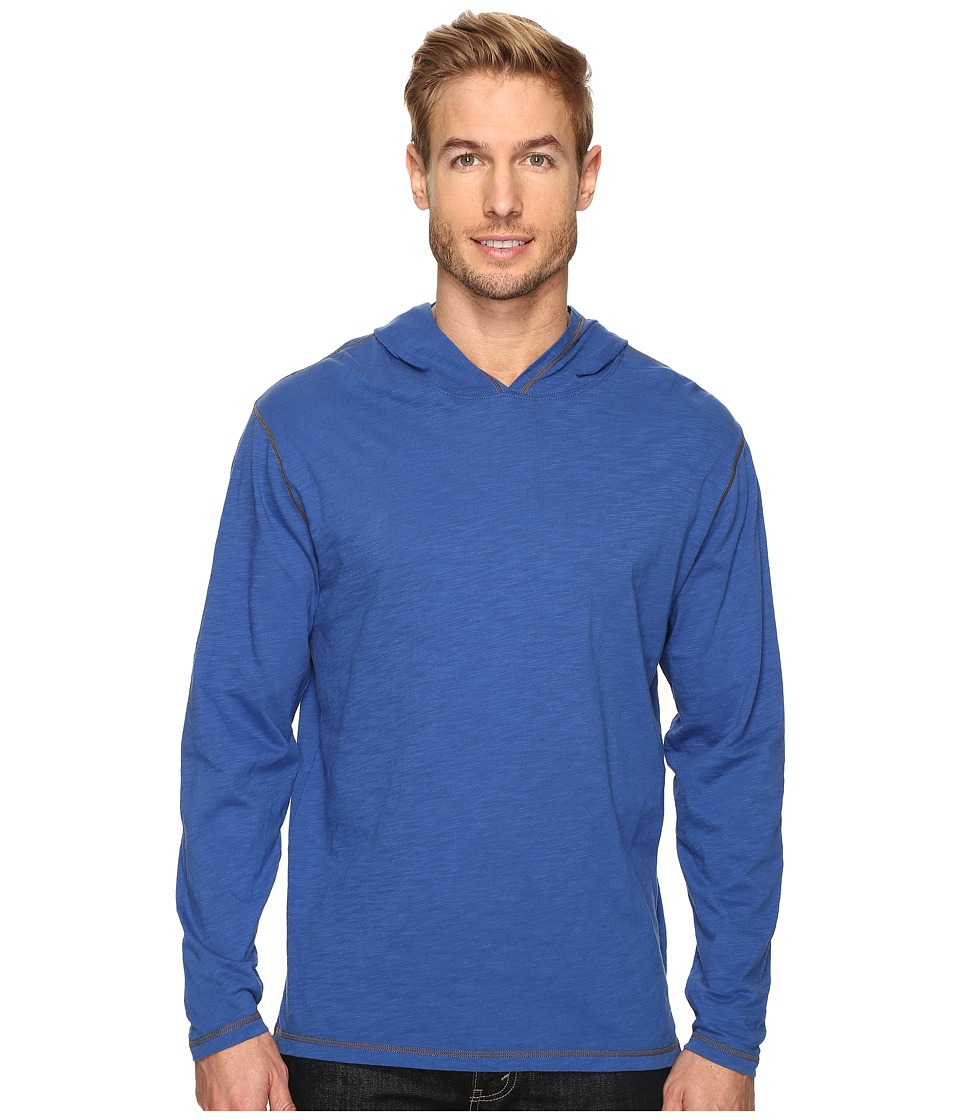 Pendleton - Otter Rock Hoodie (Bay Blue) Men's Sweatshirt