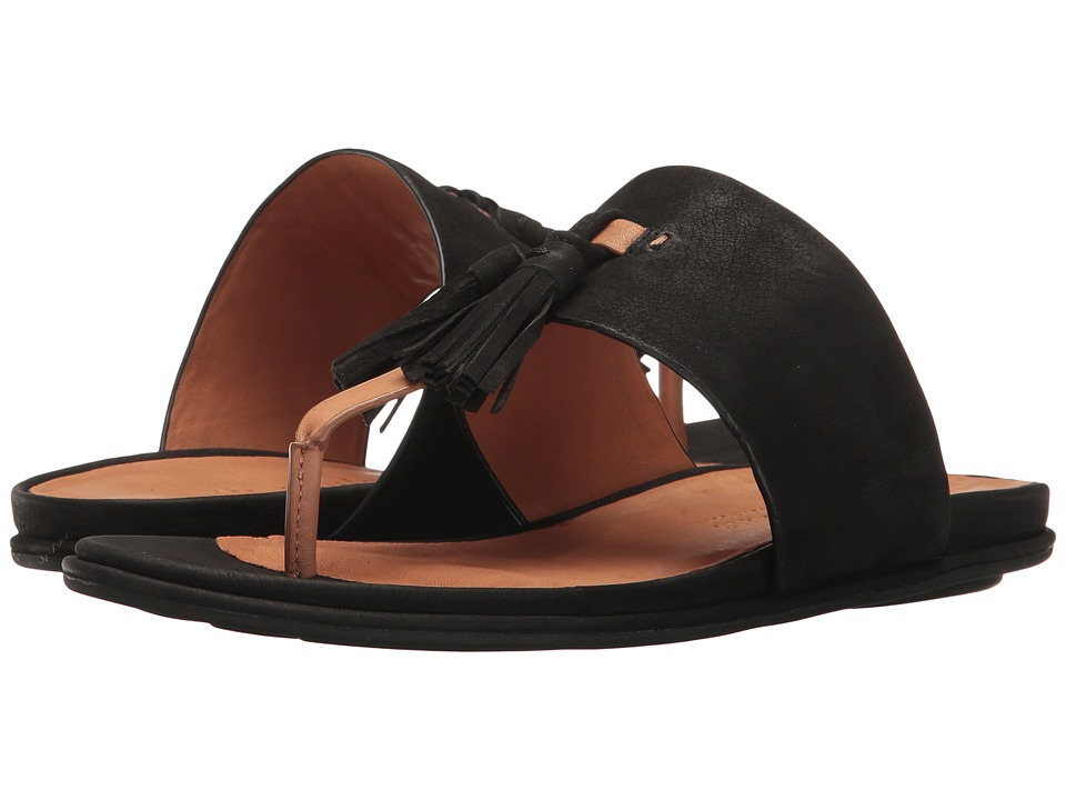 Gentle Souls - Ottie (Black) Women's Shoes