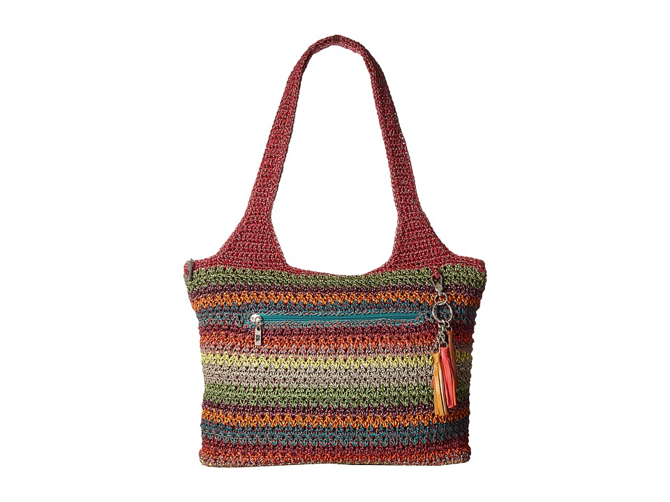 The Sak - Casual Classics Large Tote (Gypsy Stripe 1) Tote Handbags