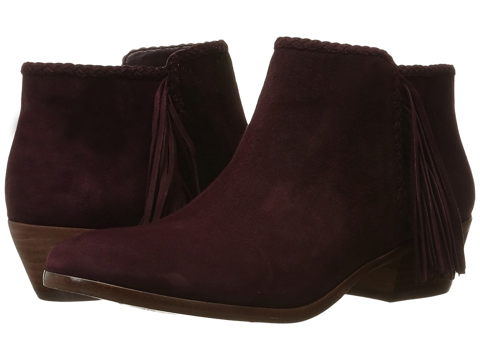 Sam Edelman Paige (Port Wine Suede) Women
