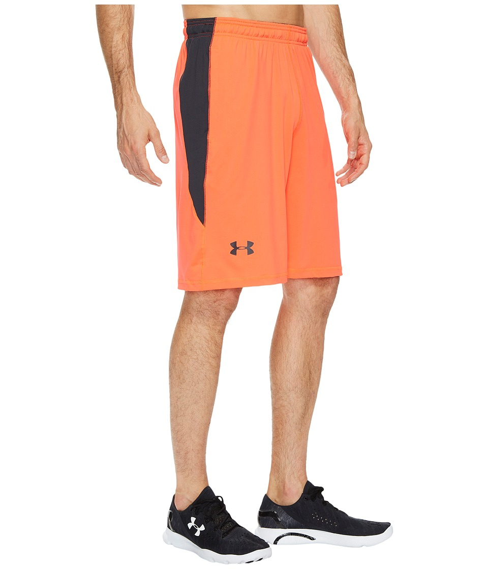 Under Armour - UA Raid Short (Marathon Red/Anthracite) Men's Shorts