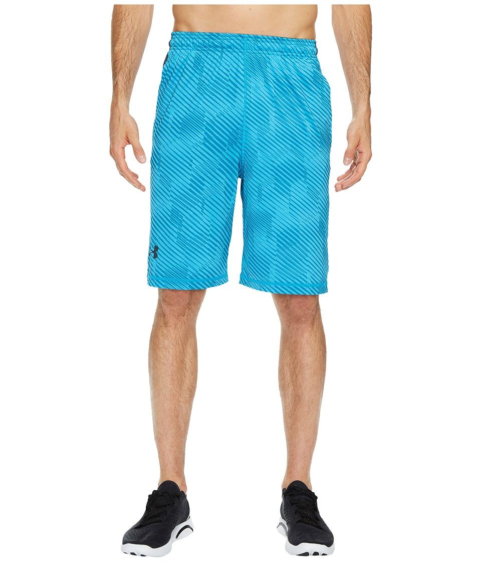 Under Armour - UA Raid Novelty Short (Blue Shift/Stealth Gray/Stealth Gray) Men's Shorts