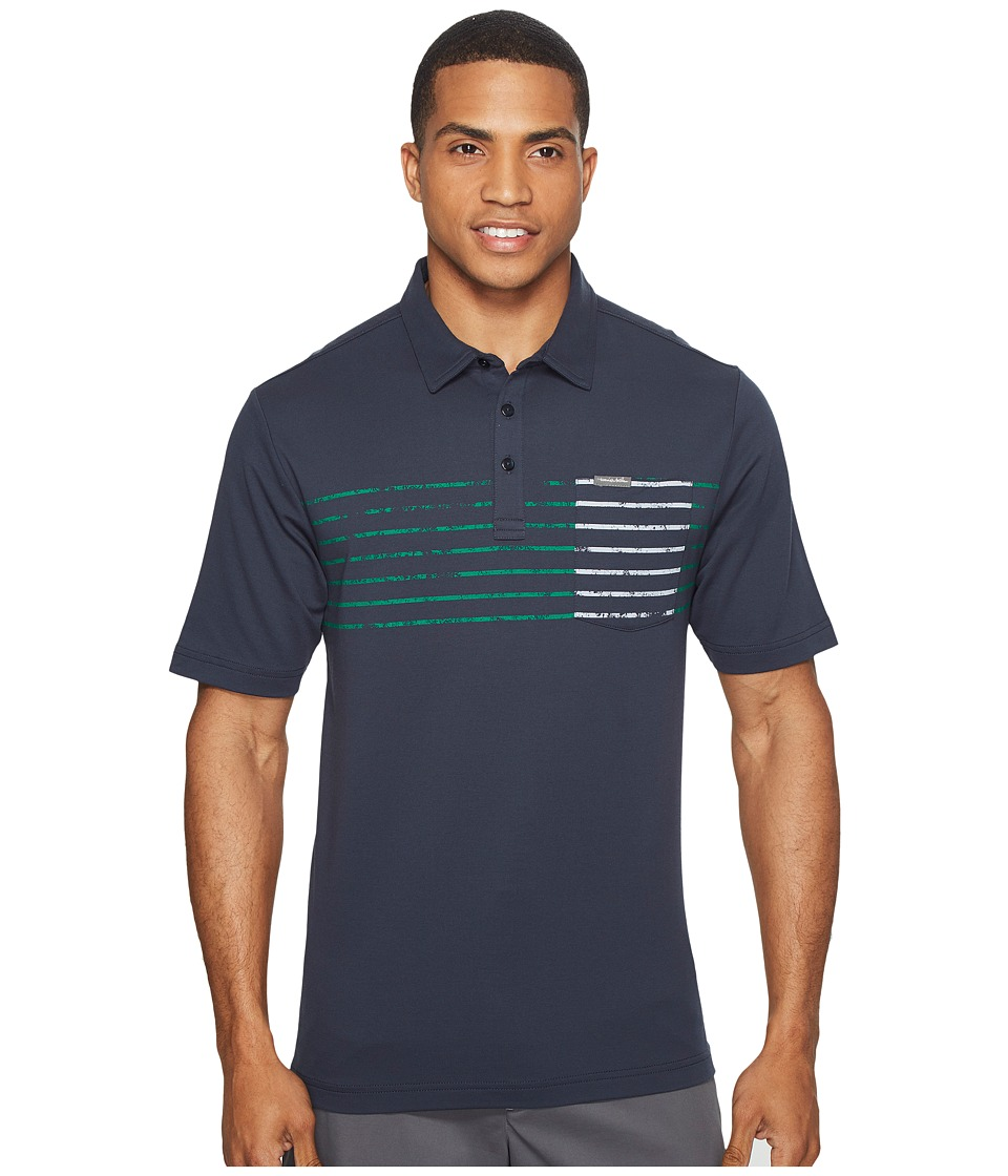 TravisMathew - Caldwell (Blue Nights) Men's Clothing