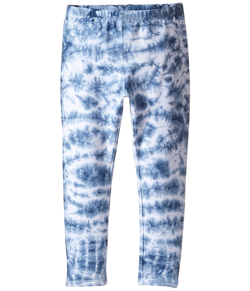 Splendid Littles - Always Tie-Dye Leggings (Toddler) (Navy) Girl's Casual Pants
