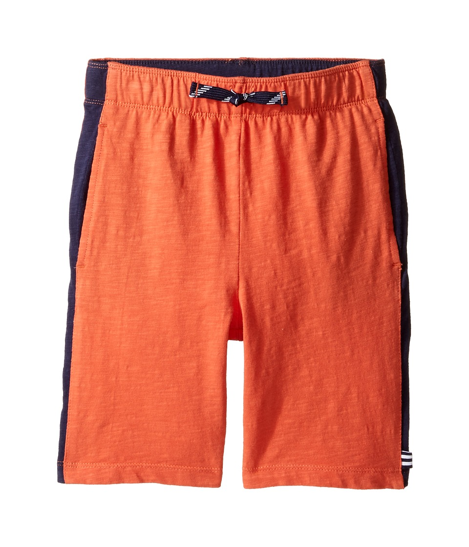 Splendid Littles - Always Active Shorts (Little Kids) (Orange) Boy's Shorts