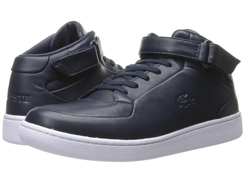 Lacoste - Turbo 316 1 CAM (Navy) Men's Shoes