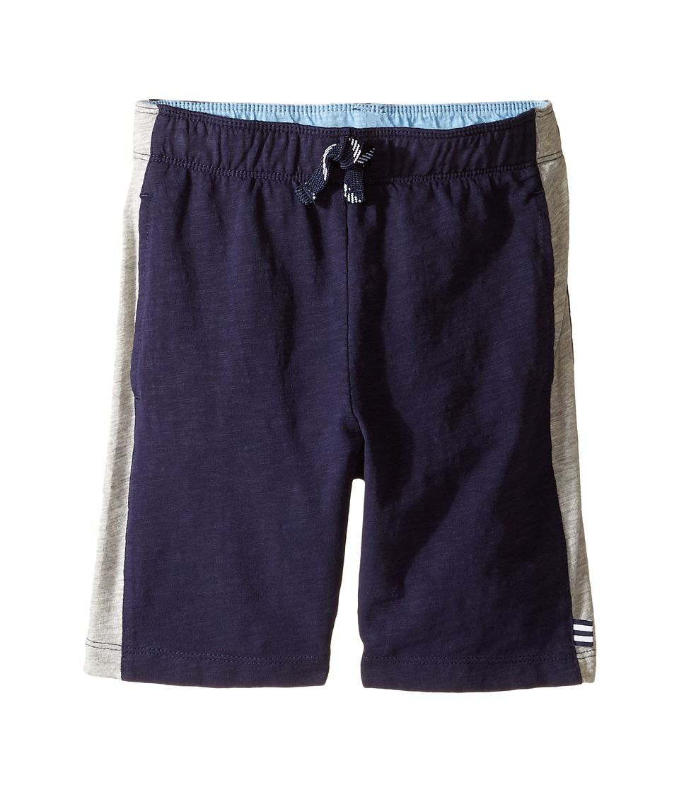 Splendid Littles - Always Active Shorts (Toddler) (Navy) Boy's Shorts