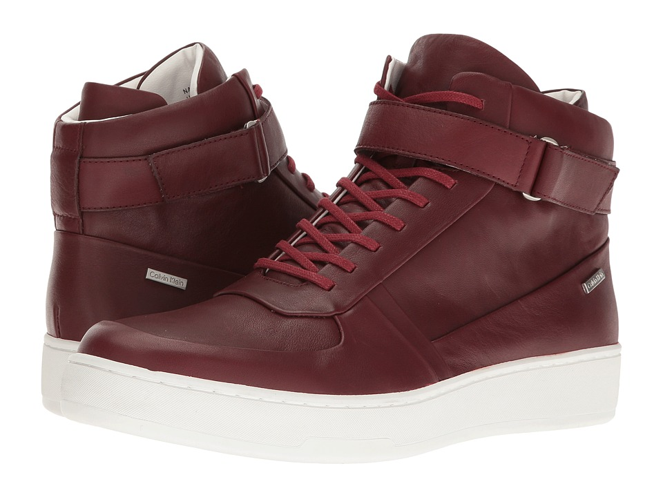 Calvin Klein Navin (Dark Red) Men
