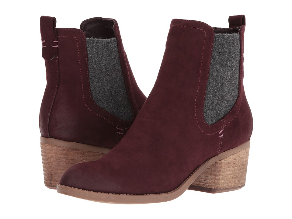 Dolce Vita - Garner (Mulberry Microsuede) Women's Shoes