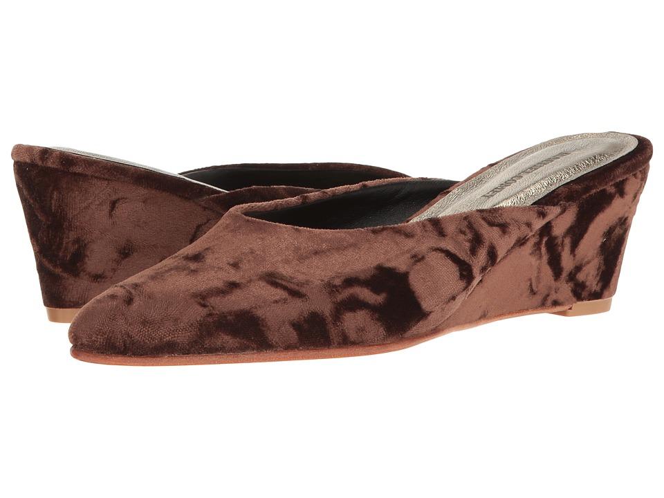 Rachel Comey - Simone (Brown Velvet) Women's Shoes