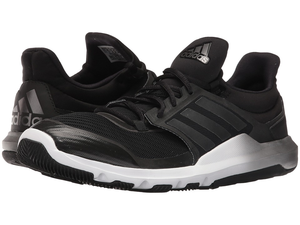 adidas - Adipure 360.3 (Black/Iron/Metallic) Men's Shoes