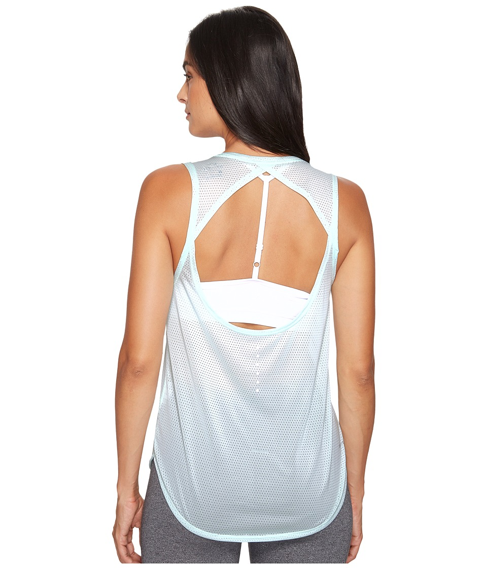 Nike - Breathe Running Tank (Igloo) Women's Sleeveless