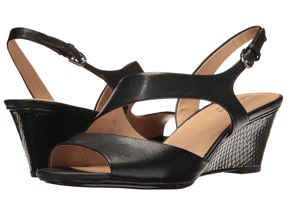 Naturalizer - Hartford (Black) Women's Shoes