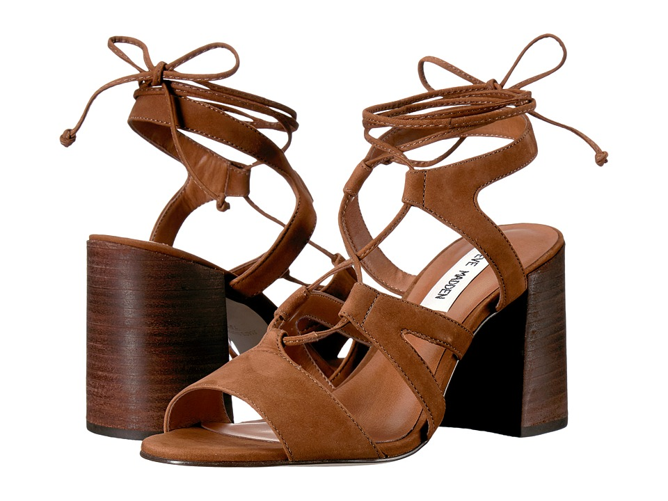Steve Madden - Spindle (Tobacco) High Heels