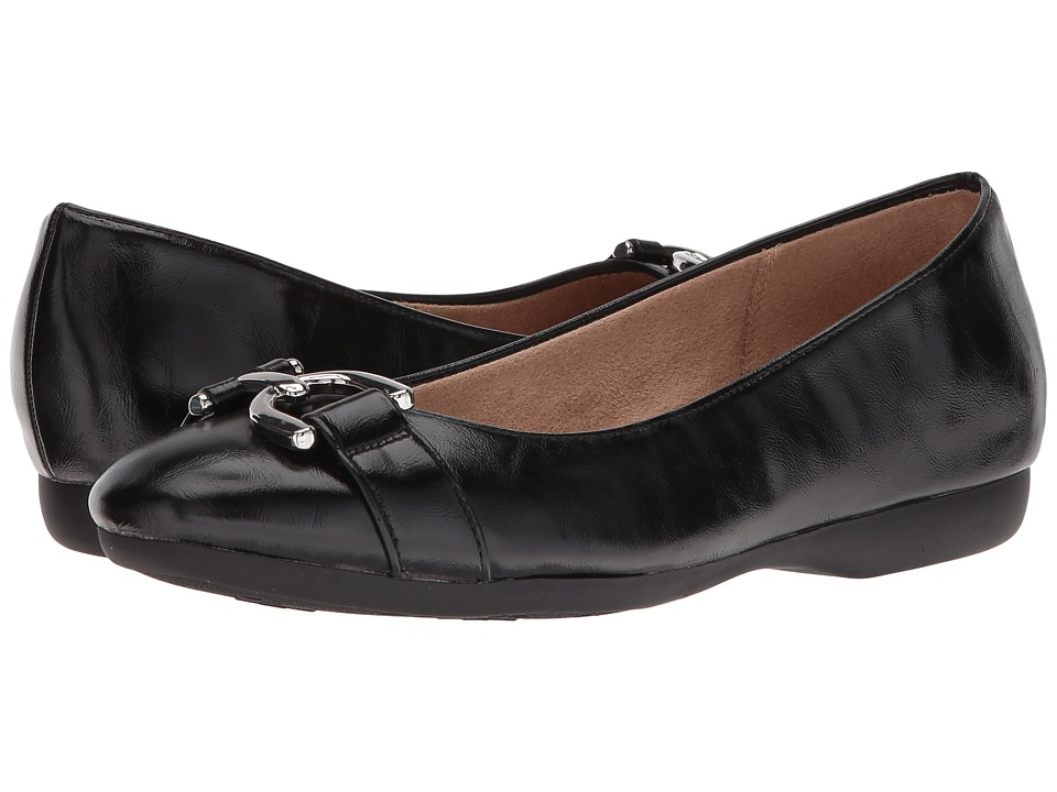 Naturalizer Canby (Black Smooth) Women