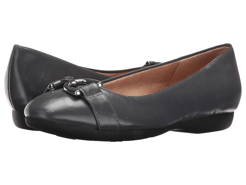 Naturalizer - Canby (Grey Smooth) Women's Shoes