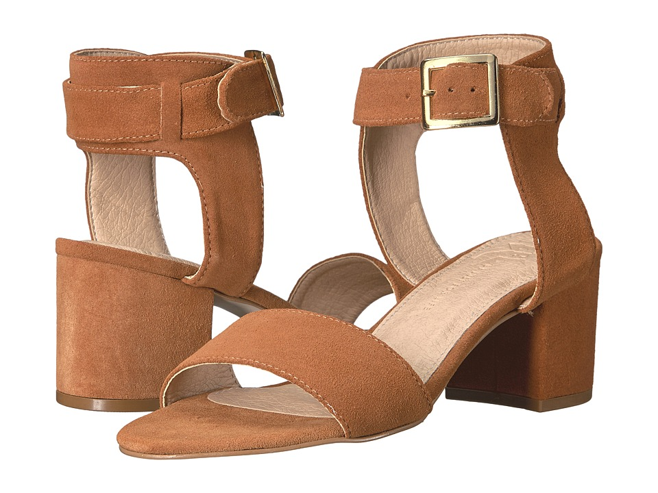 LFL by Lust For Life Saxon (Chestnut Suede) High Heels
