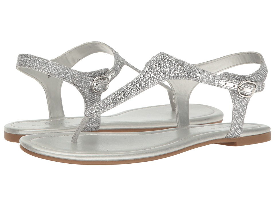Bandolino - Kyrie (Silver Glamour Material) Women's Shoes