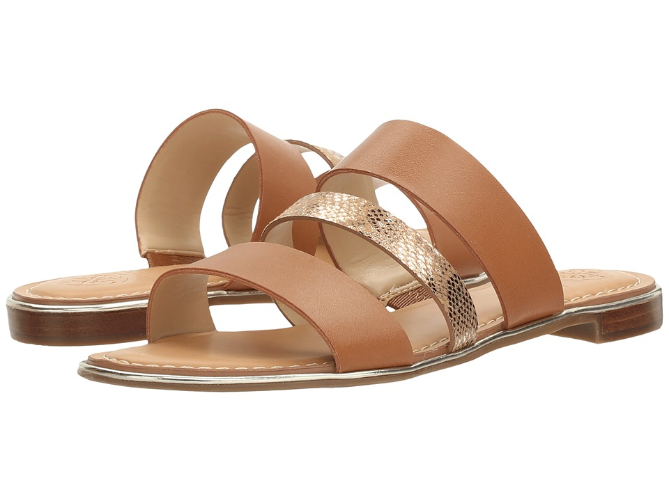 GUESS - Rianda 2 (Saddle Gold) Women's Sandals