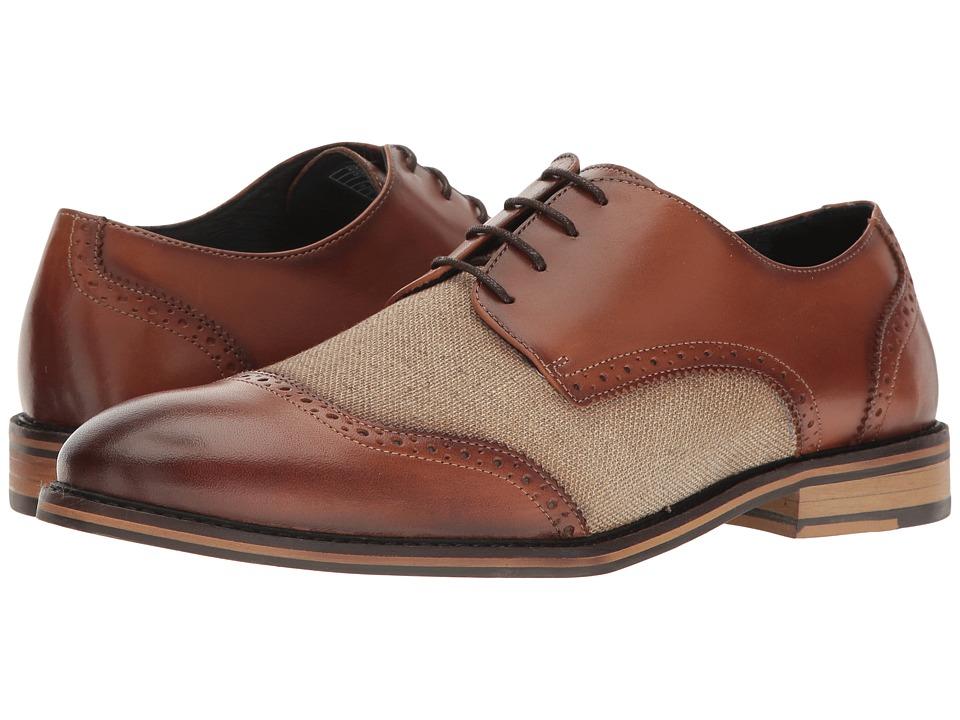 Original Penguin - Alex (Tan/Linen) Men's Lace up casual Shoes