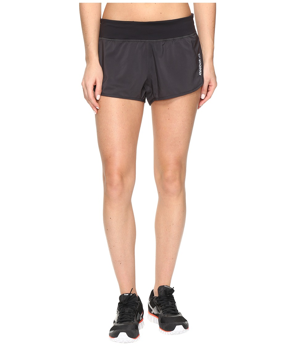 Reebok - LM Shorts (Black) Women's Shorts