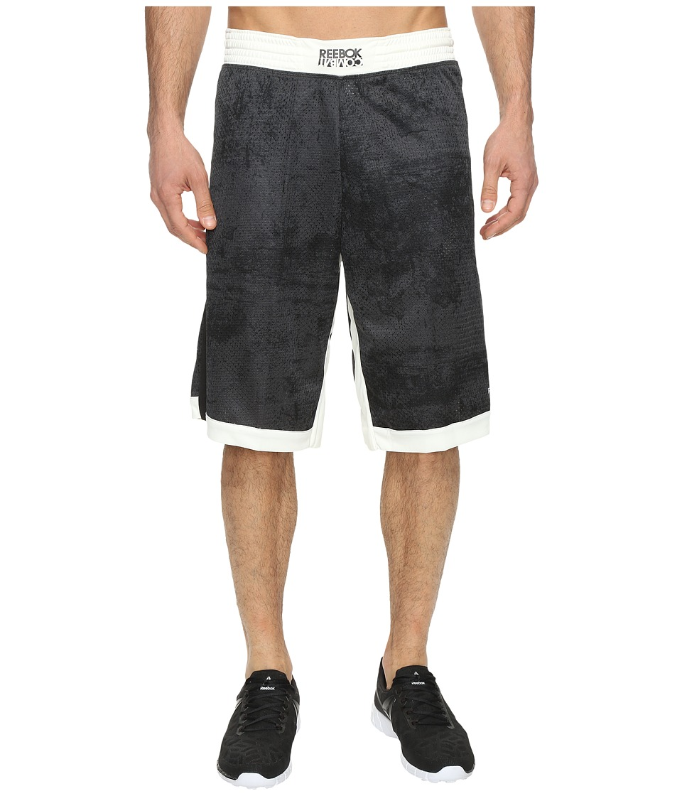 Reebok - Boxing Shorts LG (Gravel) Men's Shorts
