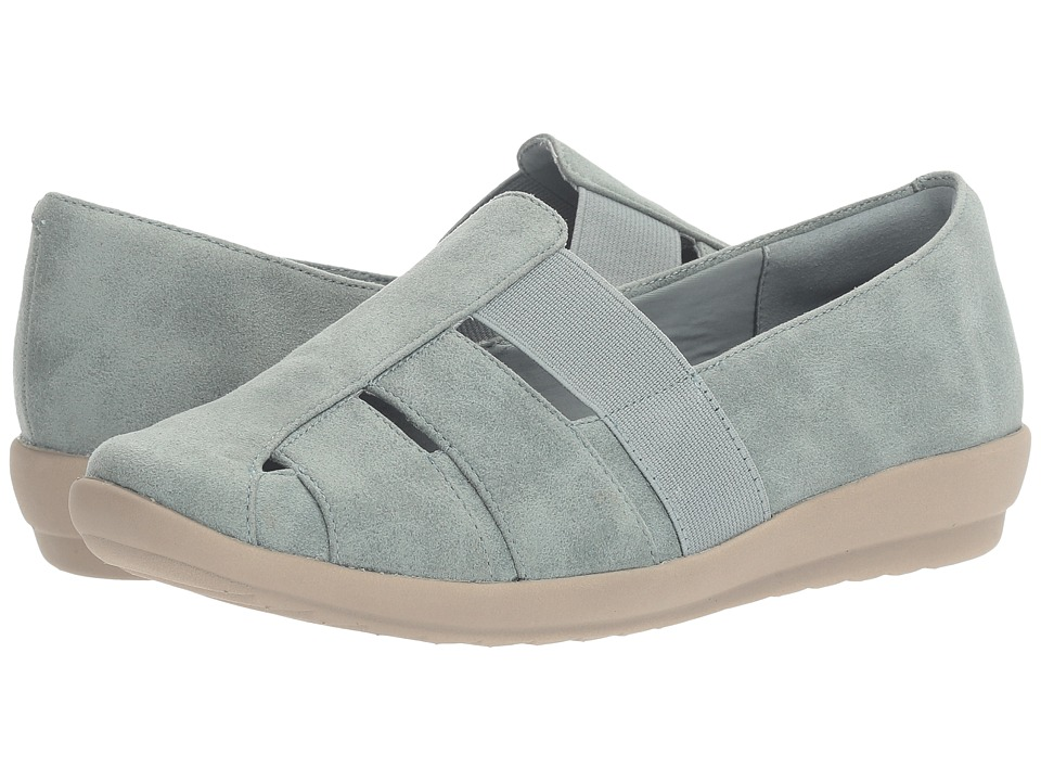 Easy Spirit - Alani (Blue/Blue Fabric) Women's Shoes