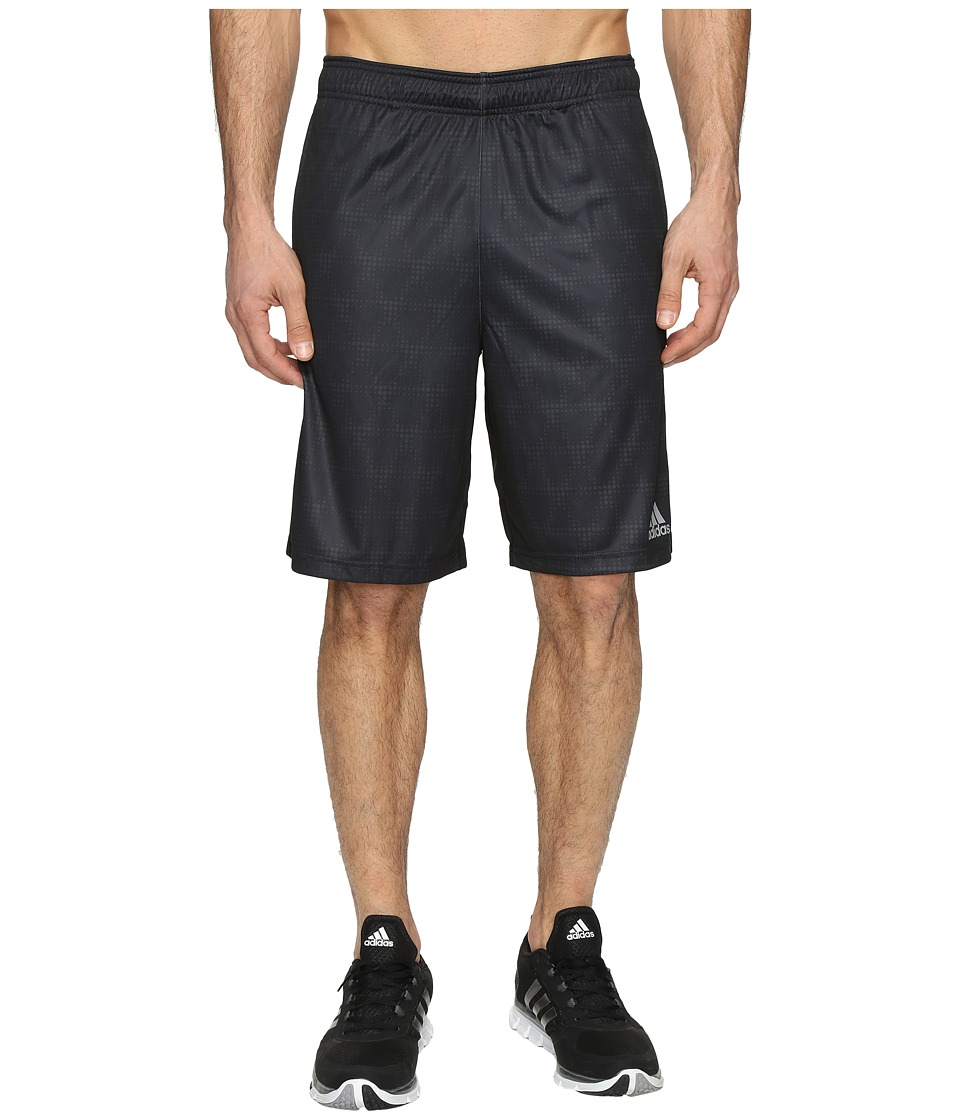 adidas - ClimaCool Triax Shorts (Black/Dark Grey/Black) Men's Shorts
