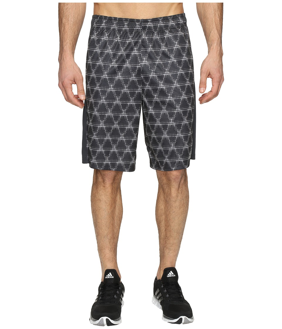 adidas - ClimaCool Triax Shorts (Light Grey) Men's Shorts