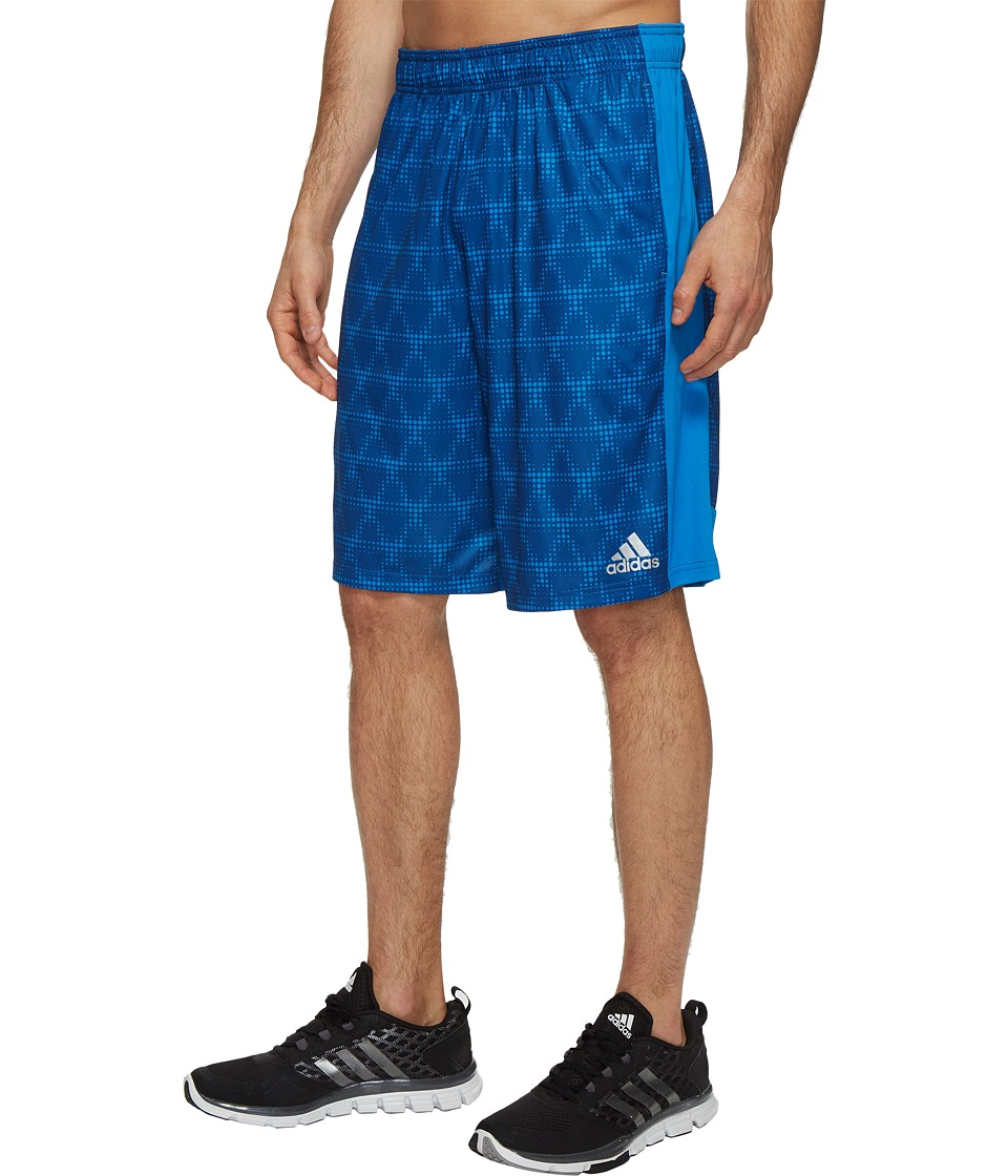 adidas - ClimaCool Triax Shorts (Shock Blue) Men's Shorts