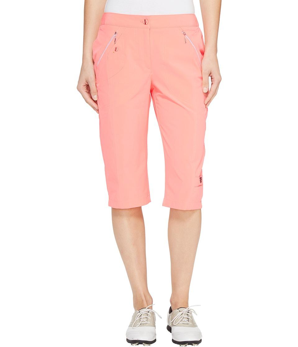 Jamie Sadock - Airwear Light Weight 24 in. Knee Capri (Tutti Fruitti) Women's Capri