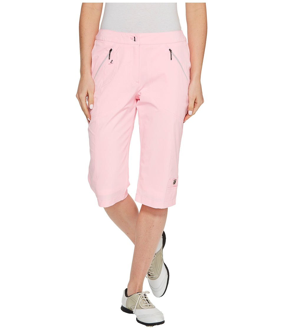 Jamie Sadock - Airwear Light Weight 24 in. Knee Capri (Yum Yum) Women's Capri