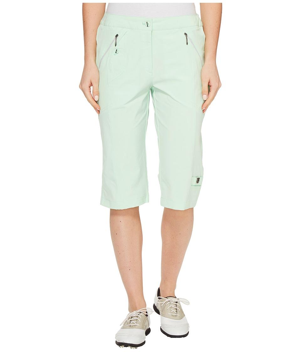 Jamie Sadock - Airwear Light Weight 24 in. Knee Capri (Mint Julep) Women's Capri