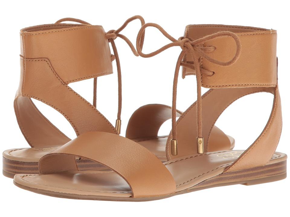 Franco Sarto - Glenys (Kork Polly Lux Leather) Women's Sandals