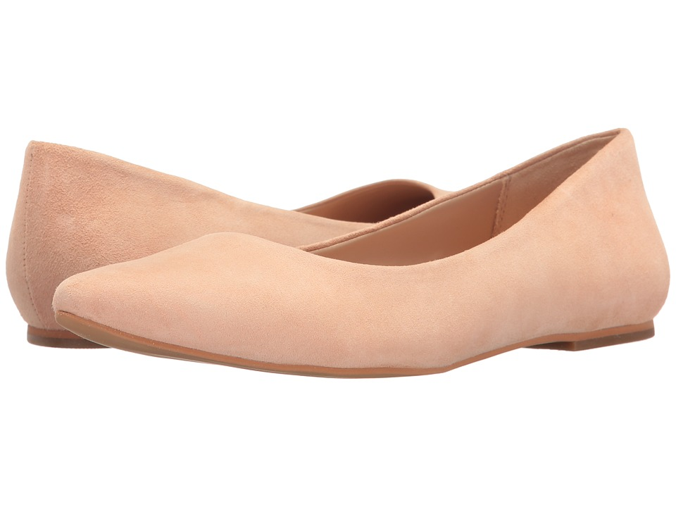 Dr. Scholl's - Kimber - Original Collection (Seashell Pink Suede) Women's Shoes