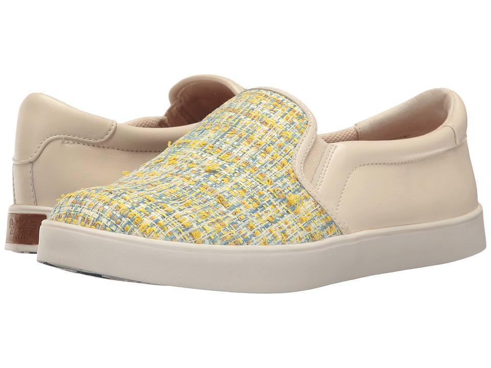Dr. Scholl's - Scout - Original Collection (Yellow Multi/Ivory Tweed) Women's Slip on Shoes