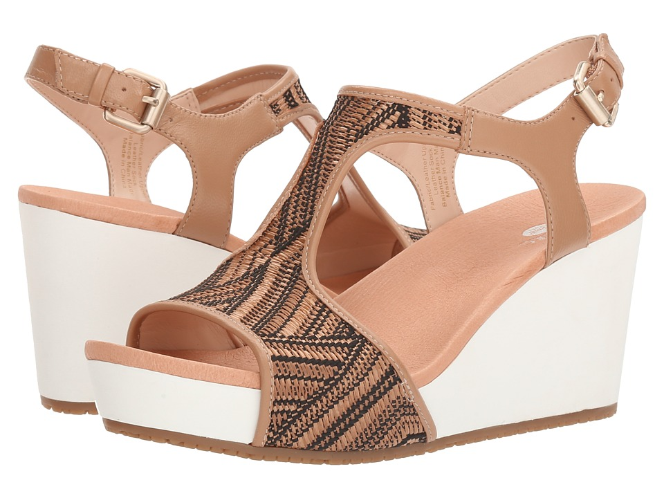 Dr. Scholl's - Wiley - Original Collection (Nude Raffia) Women's Shoes