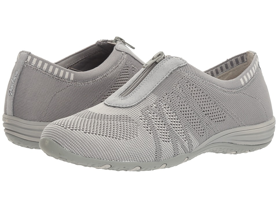 SKECHERS - Unity - Transcend (Gray) Women's Shoes