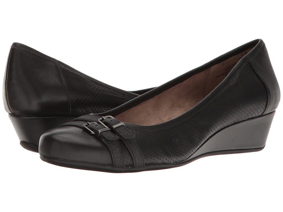 Easy Spirit Darrah (Black Multi Leather) Women