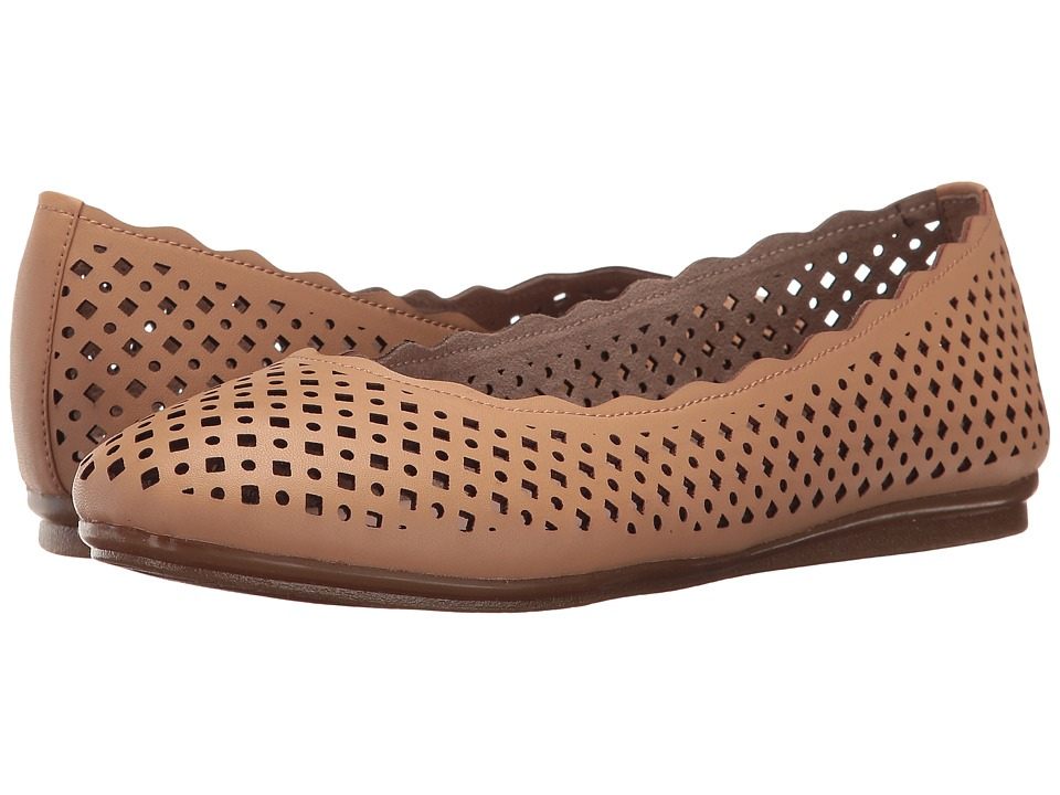 Easy Spirit - Gelica (Natural Synthetic) Women's Shoes