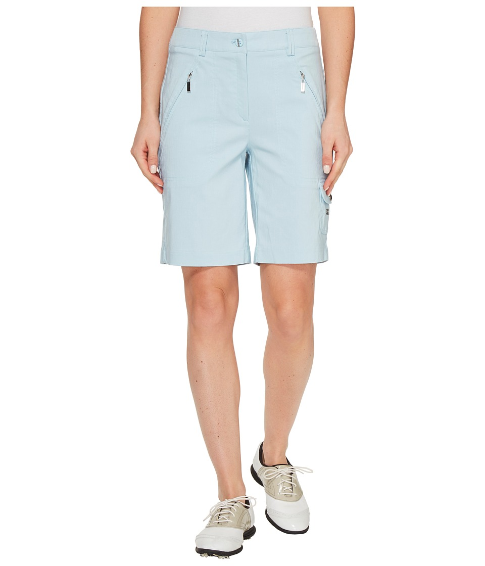 Jamie Sadock - Fly Front 19 in. Shorts (Angelic) Women's Shorts