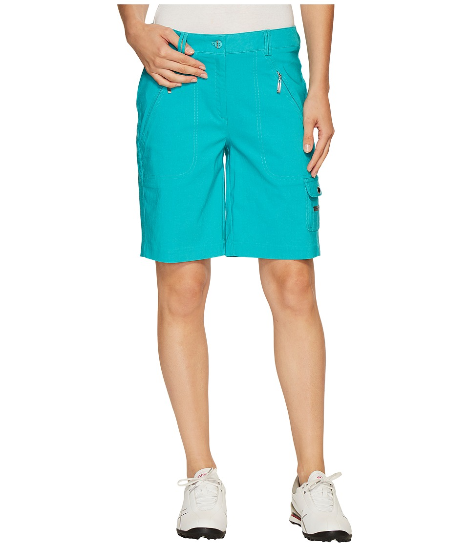 Jamie Sadock - Fly Front 19 in. Shorts (Antigua) Women's Shorts