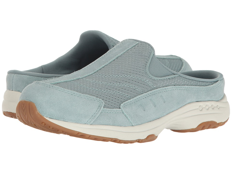 Easy Spirit - Traveltime 258 (Blue/Blue Suede) Women's Shoes