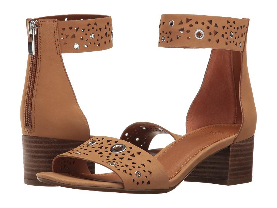 Franco Sarto Fidela 5 (Dune Elko Nubuck Leather) Women