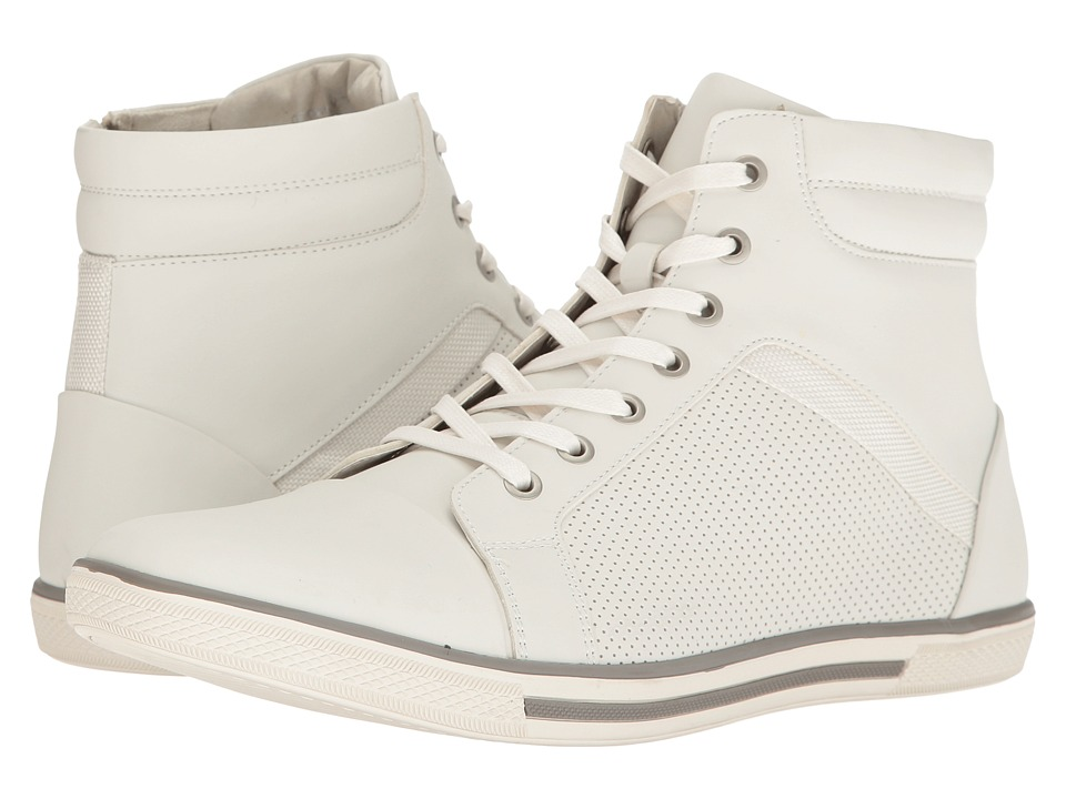 Kenneth Cole Unlisted - Crown Worthy (White) Men's Lace up casual Shoes