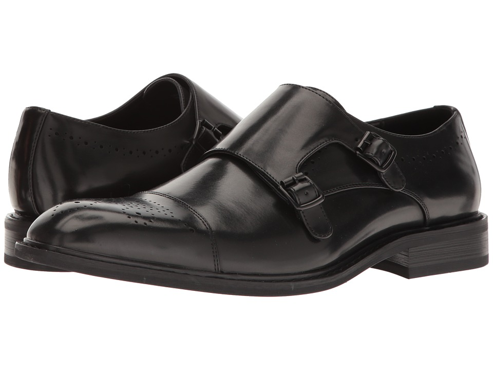Kenneth Cole Unlisted - Learning Piano (Black) Men's Shoes