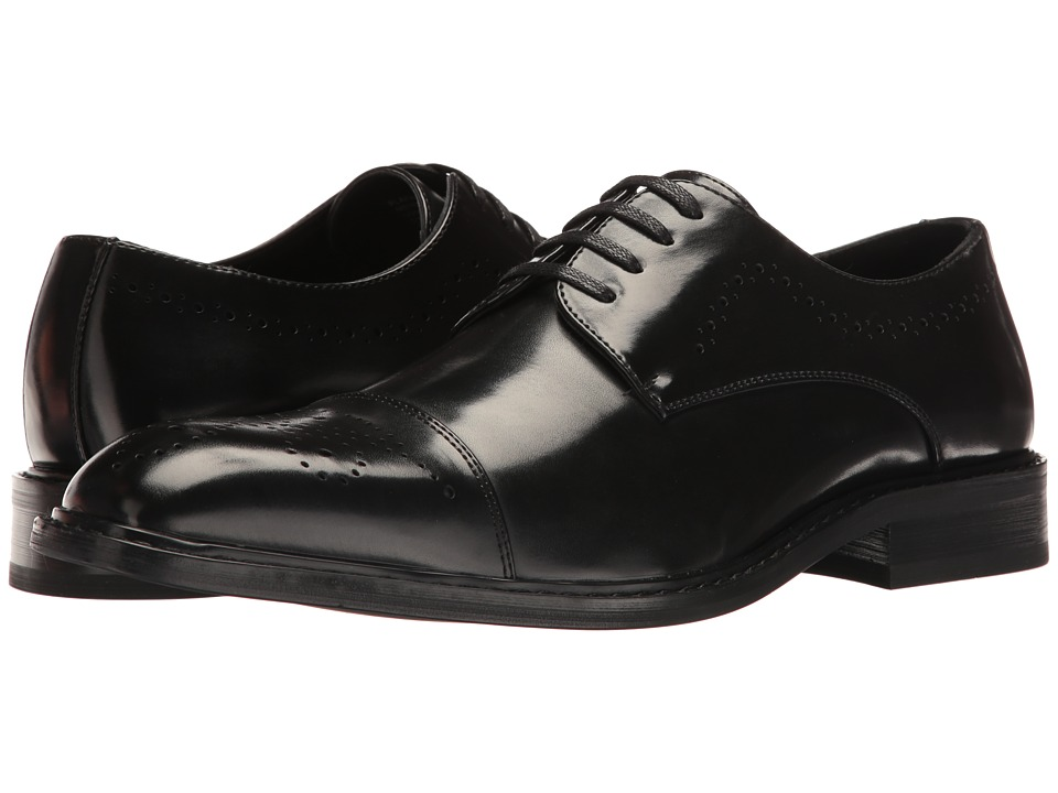 Kenneth Cole Unlisted - Playing Piano (Black) Men's Shoes