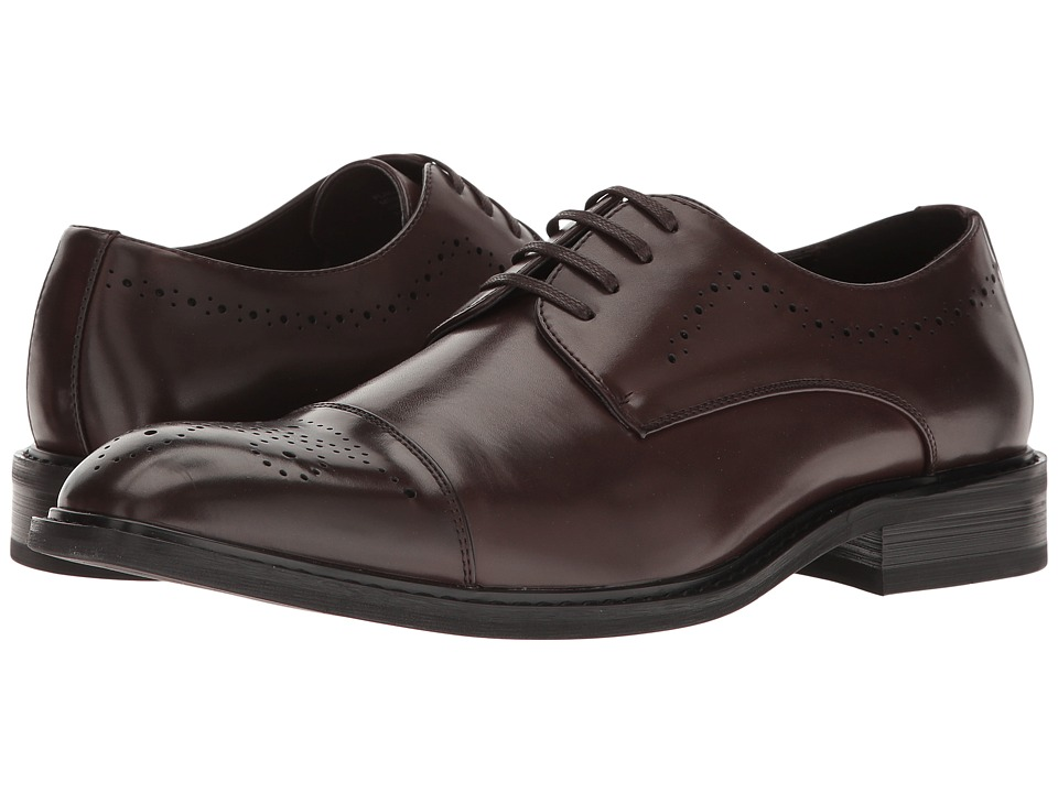 Kenneth Cole Unlisted - Playing Piano (Brown) Men's Shoes