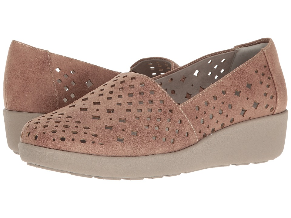 Easy Spirit - Kimmie (Taupe Fabric) Women's Shoes
