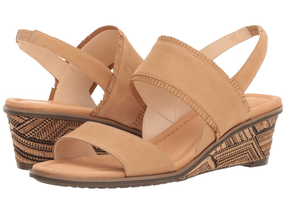 Dr. Scholl's - Gilles - Original Collection (Nude Leather) Women's Shoes